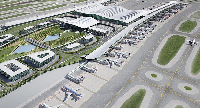 Alan Stratford Airport Infrastructure Development