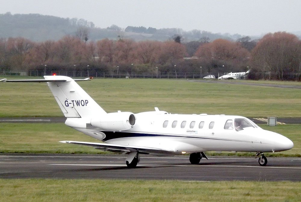 Air charter company – Togo