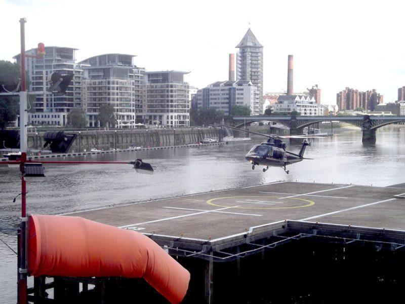 Battersea (London) Heliport