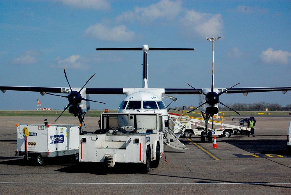 East Midlands International Airport