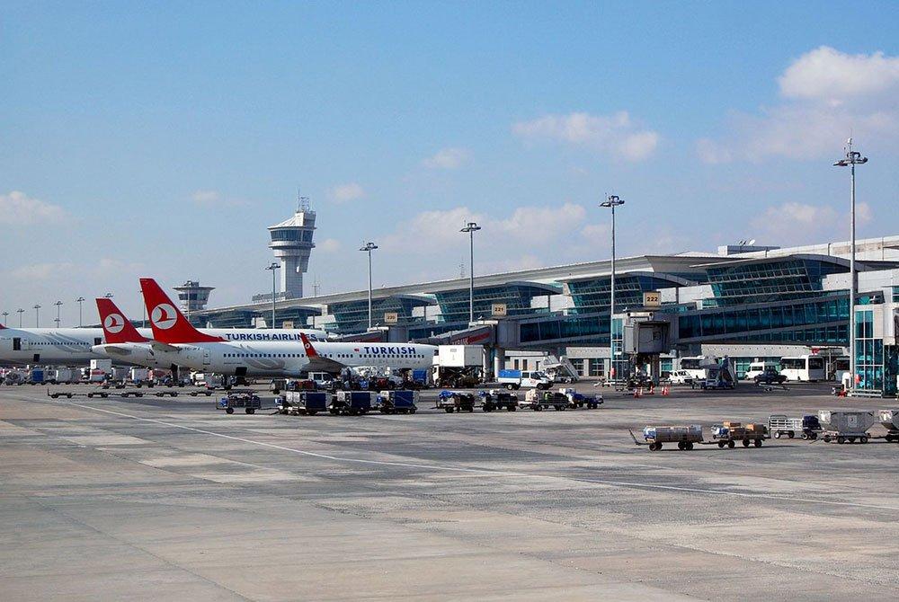 Istanbul (Ataturk) International Airport
