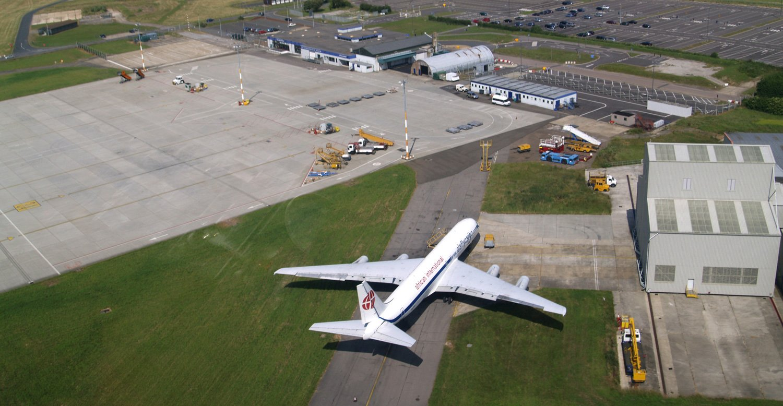 UK regional airport