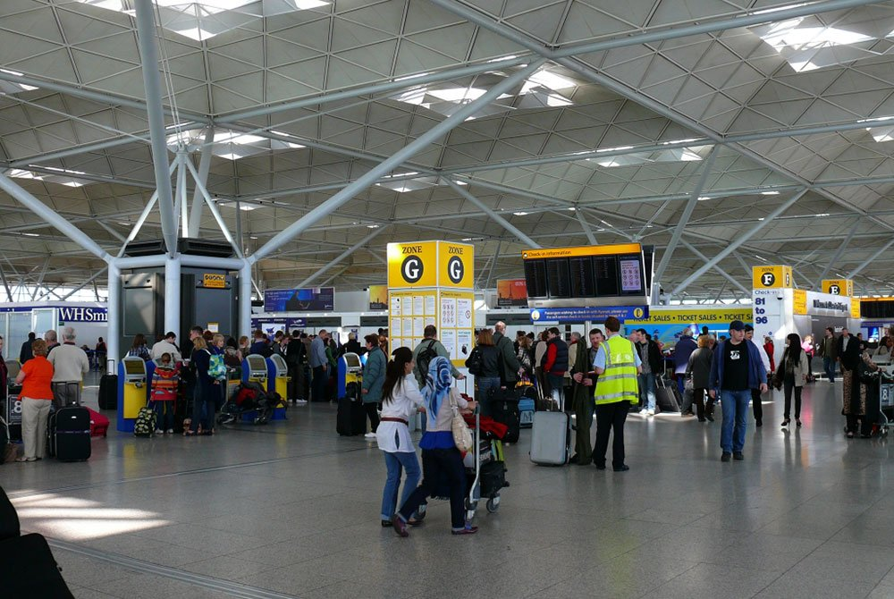 Cambridge To Stansted Airport By Car