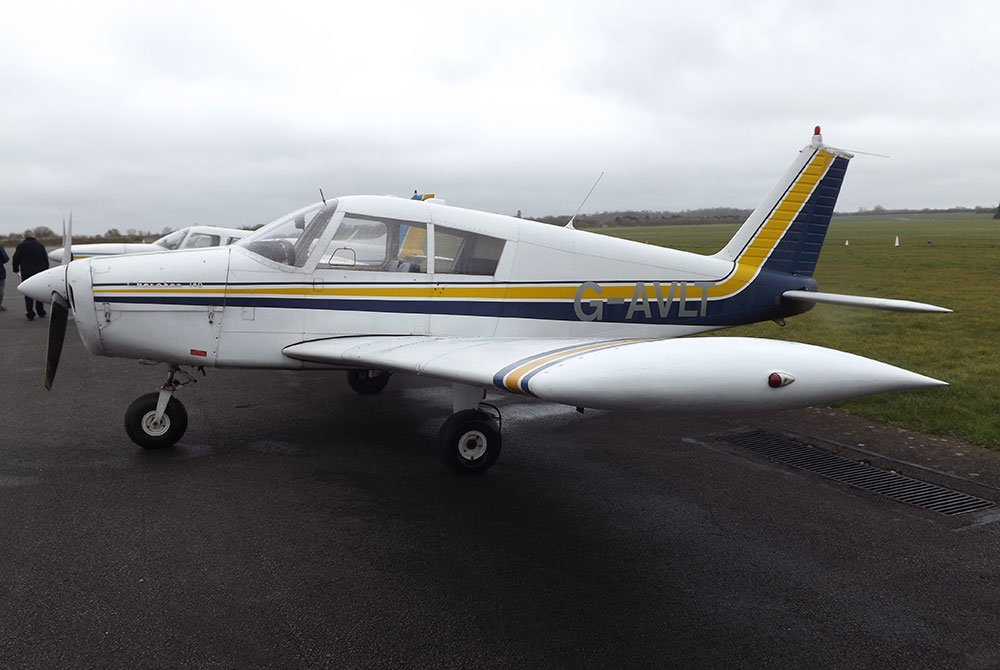 Turweston Airfield