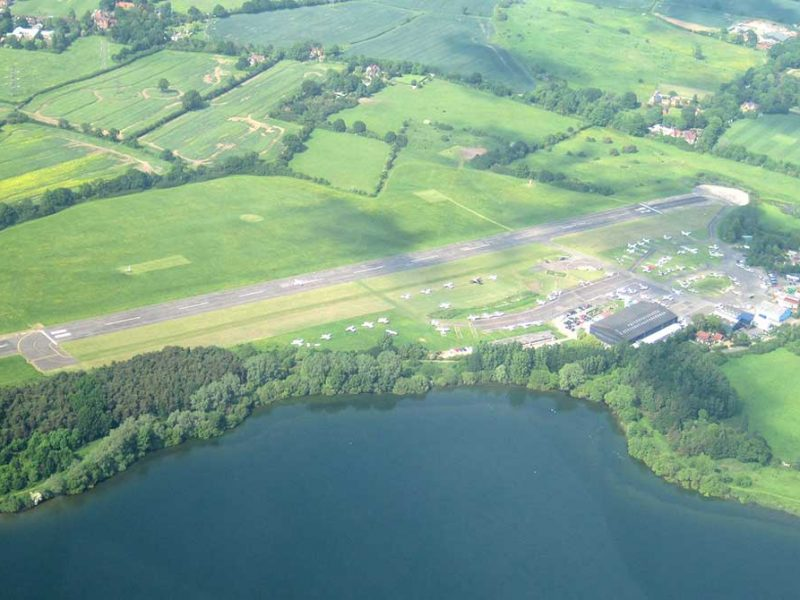 Elstree airfield
