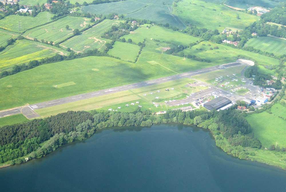 Elstree airfield